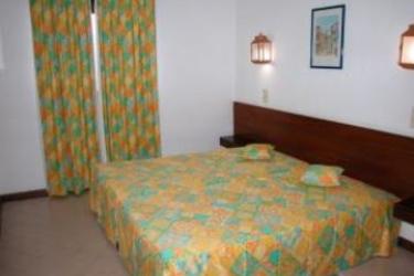 Hotel Apartamentos Turisticos Albufeira Jardim: Bedroom ALBUFEIRA - ALGARVE
