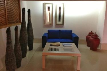 Almar Hotel Apartamentos: Lobby ALBUFEIRA - ALGARVE