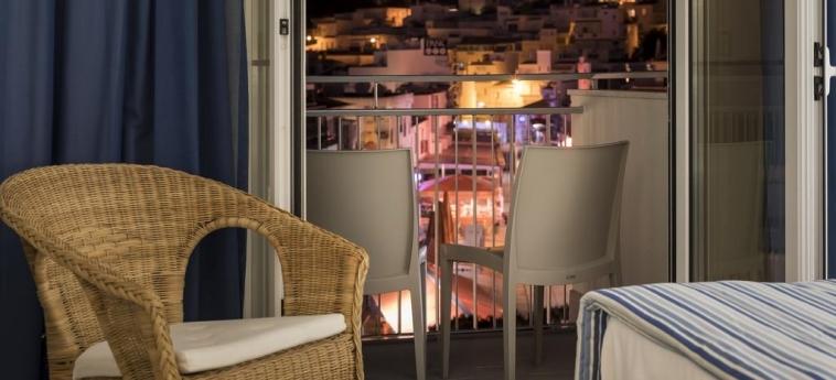 Hotel Baltum: Balcone ALBUFEIRA - ALGARVE