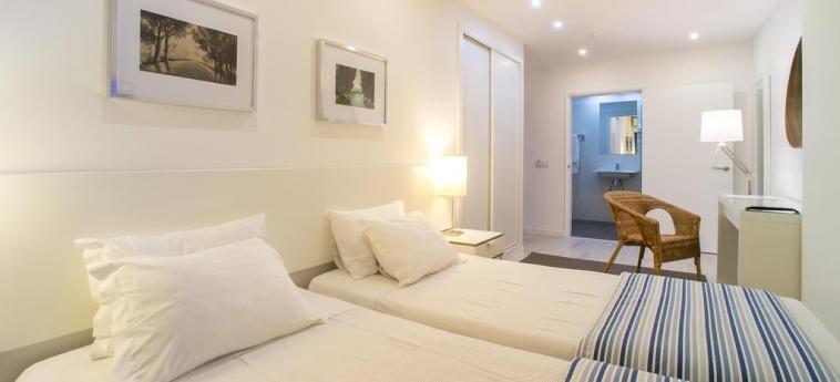 Hotel Baltum: Camera Matrimoniale/Doppia ALBUFEIRA - ALGARVE