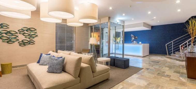 Hotel Baltum: Lobby ALBUFEIRA - ALGARVE