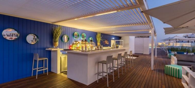 Hotel Baltum: Bar ALBUFEIRA - ALGARVE