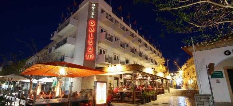 Hotel Baltum: Außen ALBUFEIRA - ALGARVE