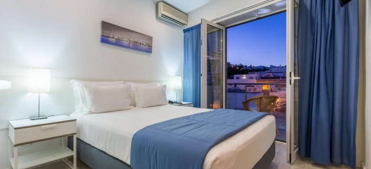 Hotel Baltum: Doppelzimmer ALBUFEIRA - ALGARVE