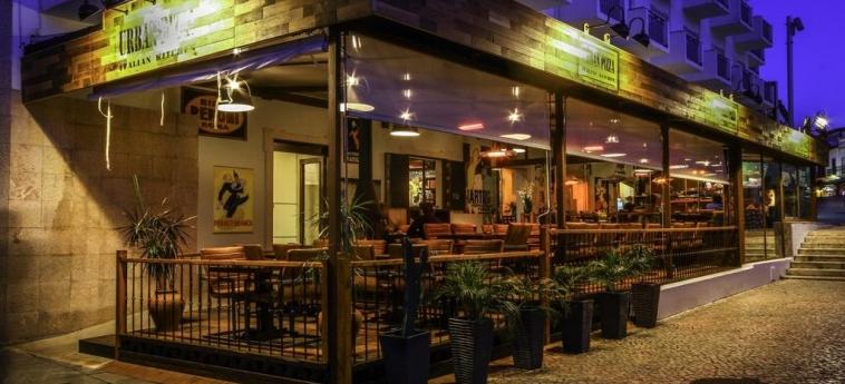 Hotel Baltum: Patio ALBUFEIRA - ALGARVE