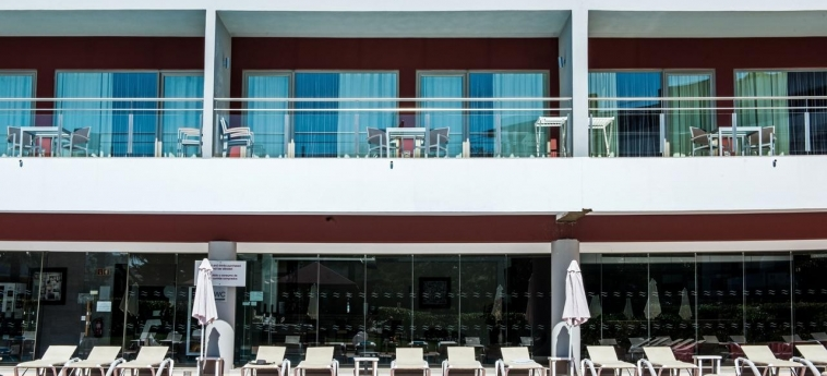 Areias Village Hotel Apartamento: Außen ALBUFEIRA - ALGARVE