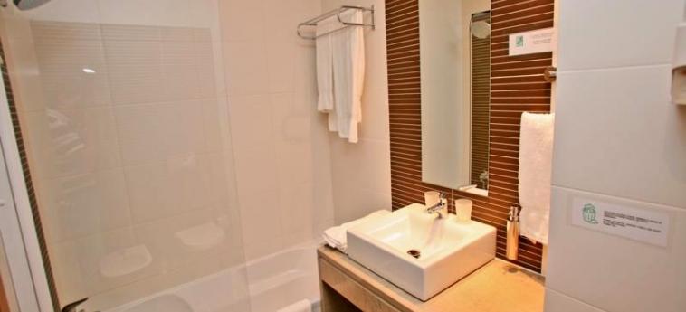 Areias Village Hotel Apartamento: Badezimmer ALBUFEIRA - ALGARVE