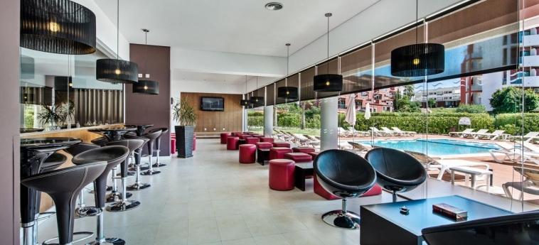 Areias Village Hotel Apartamento: Hotelbar ALBUFEIRA - ALGARVE