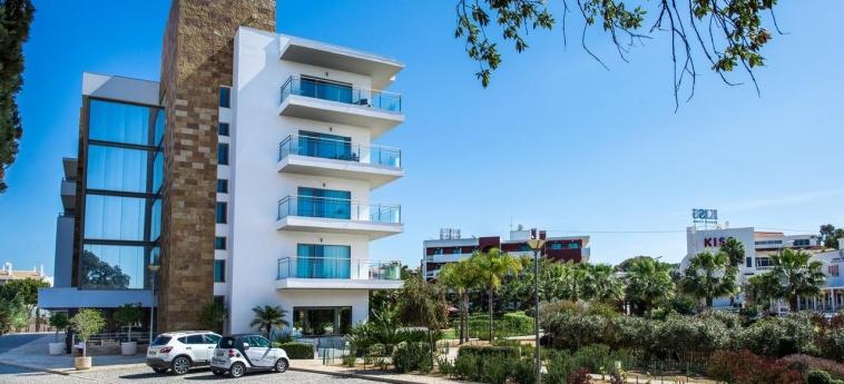 Areias Village Hotel Apartamento: Hotel Davor-Abend/Nacht ALBUFEIRA - ALGARVE