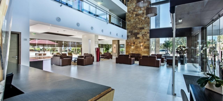 Areias Village Hotel Apartamento: Hotelhalle ALBUFEIRA - ALGARVE