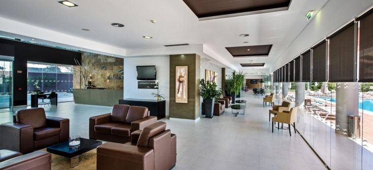 Areias Village Hotel Apartamento: Lobby ALBUFEIRA - ALGARVE