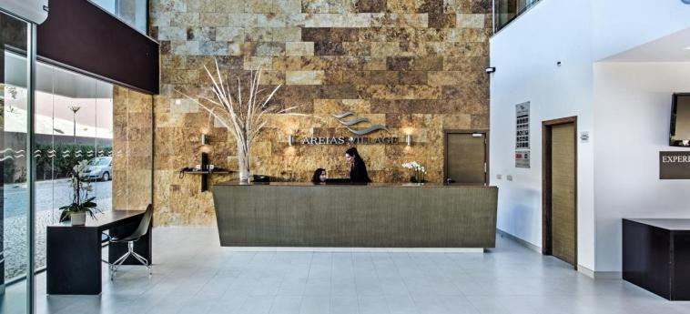 Areias Village Hotel Apartamento: Reception ALBUFEIRA - ALGARVE