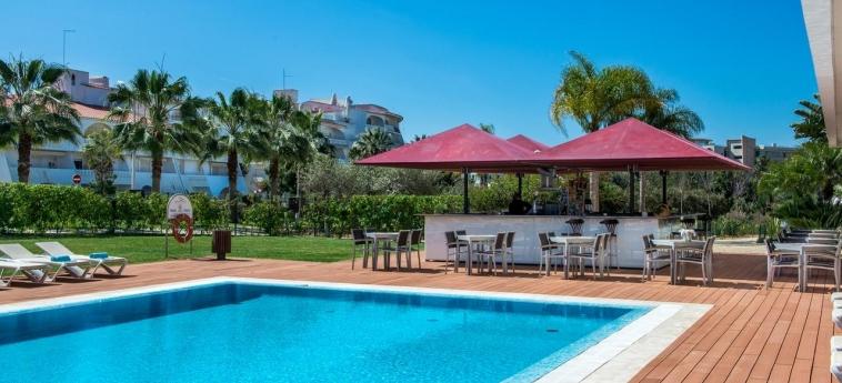 Areias Village Hotel Apartamento: Schwimmbad ALBUFEIRA - ALGARVE