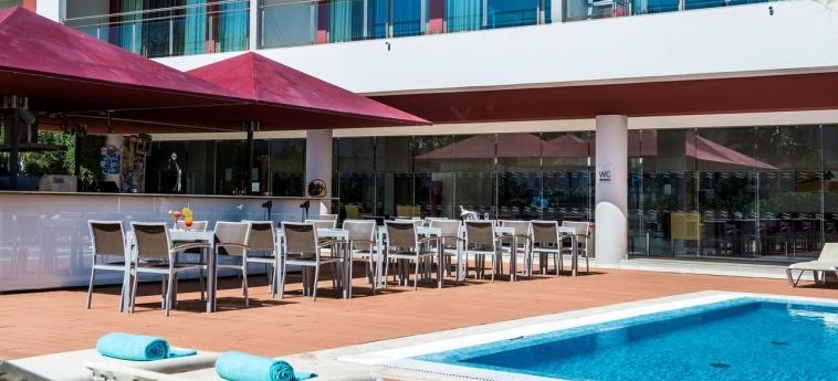Areias Village Hotel Apartamento: Solarium ALBUFEIRA - ALGARVE