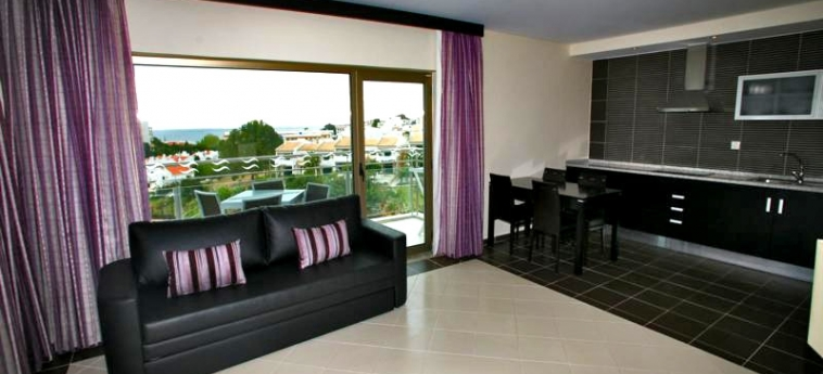 Areias Village Hotel Apartamento: Wohnung ALBUFEIRA - ALGARVE