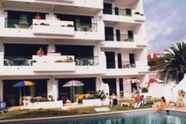 Hotel Apartamentos Rainha D. Leonor: Swimming Pool ALBUFEIRA - ALGARVE