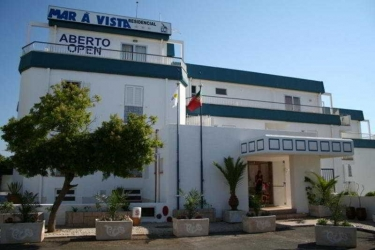 Hotel Mar A Vista: Exterior ALBUFEIRA - ALGARVE