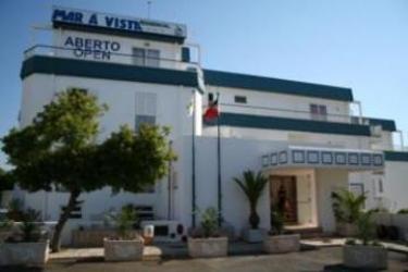 Hotel Mar A Vista: Außen ALBUFEIRA - ALGARVE
