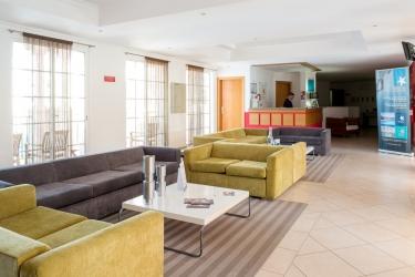 Aparthotel Aqua-Mar: Lobby ALBUFEIRA - ALGARVE