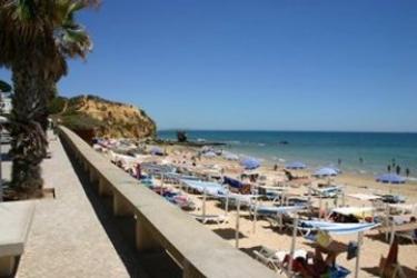 Aparthotel Aqua-Mar: Spiaggia ALBUFEIRA - ALGARVE