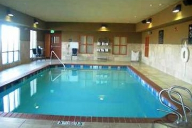 Hotel Hampton Inn & Suites Albuquerque Coors Road: Piscina Cubierta ALBUQUERQUE (NM)