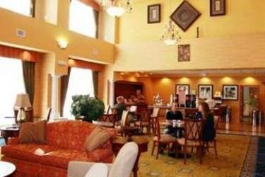 Hotel Hampton Inn & Suites Albuquerque Coors Road: Breakfast Room ALBUQUERQUE (NM)