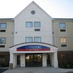 CANDLEWOOD SUITE KNOXVILLE AIRPORT ALCOA 2 Stars