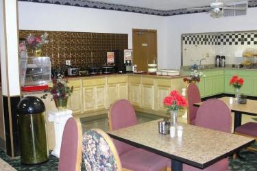 Hotel Royal Inn Knoxville Airport Alcoa: Breakfast area ALCOA (TN)