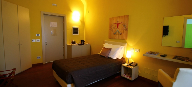 Hotel La Fermata Resort: Schlafzimmer ALESSANDRIA