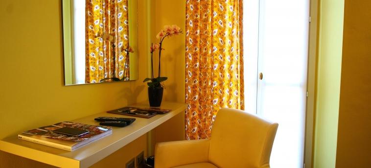 Hotel La Fermata Resort: Zimmer- Detail ALESSANDRIA
