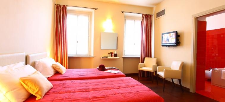 Hotel La Fermata Resort: Twin Room ALESSANDRIA