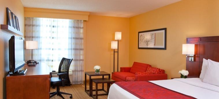 Hotel Courtyard By Marriott Alexandria Pentagon South: Camera degli ospiti ALEXANDRIA (VA)