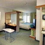SPRINGHILL SUITES BY MARRIOTT ALEXANDRIA 3 Sterne