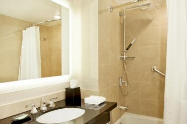 Hotel The Westin Alexandria: Badezimmer ALEXANDRIA (VA)