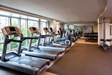 Hotel The Westin Alexandria: Fitnesscenter ALEXANDRIA (VA)