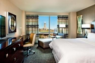 Hotel The Westin Alexandria: Schlafzimmer ALEXANDRIA (VA)