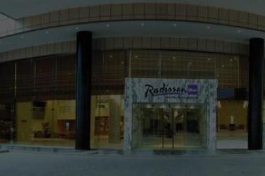 Hotel Radisson Blu Alexandria: Außen ALEXANDRIA