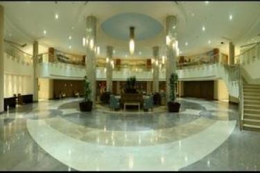 Hotel Radisson Blu Alexandria: Lobby ALEXANDRIA