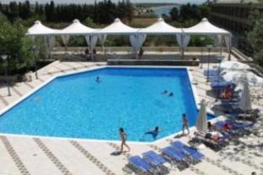 Alexander Beach Hotel & Spa: Piscina ALEXANDROUPOLIS
