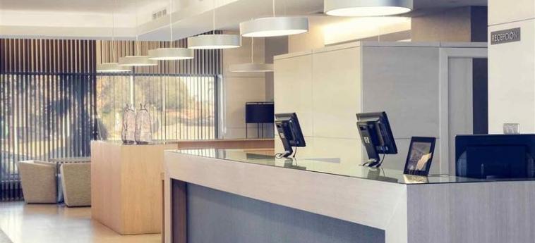 Hotel Mercure Algeciras: Konferenzraum ALGECIRAS - COSTA DEL SOL