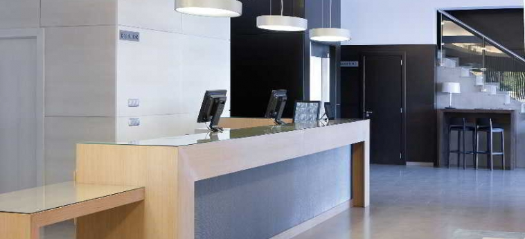 Hotel Mercure Algeciras: Lobby ALGECIRAS - COSTA DEL SOL