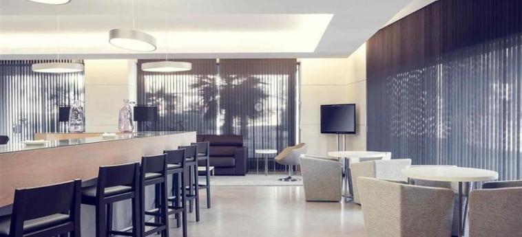Hotel Mercure Algeciras: Restaurant ALGECIRAS - COSTA DEL SOL