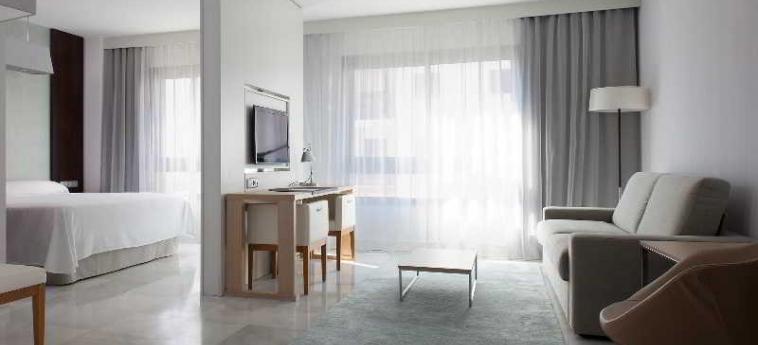 Hotel Mercure Algeciras: Schlafzimmer ALGECIRAS - COSTA DEL SOL