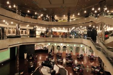 Hotel Mercure Alger Aéroport: Lobby ALGERI