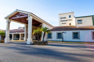Hotel Guadacorte Park: Exterieur ALGESIRAS - COSTA DEL SOL