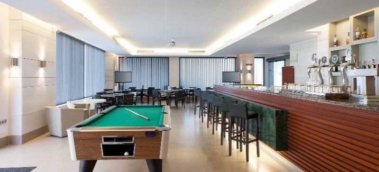 Hotel Mercure Algeciras: Bar ALGESIRAS - COSTA DEL SOL