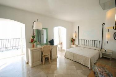 Hotel El Faro: Bedroom ALGHERO - SASSARI
