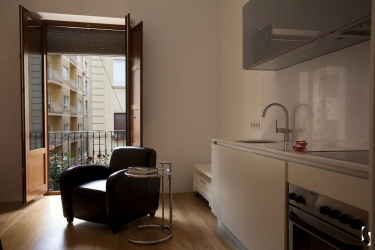Hotel Apartamentos Premium Alicante: Balcone ALICANTE - COSTA BLANCA