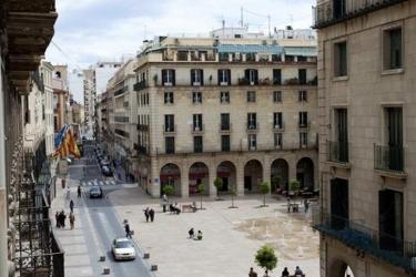 Hotel Apartamentos Premium Alicante: Aussicht ALICANTE - COSTA BLANCA