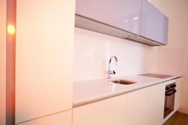 Hotel Apartamentos Premium Alicante: Kitchen ALICANTE - COSTA BLANCA
